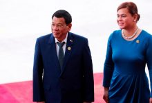 Photo of Philippines leader Rodrigo Duterte says the presidency is no job for a woman
