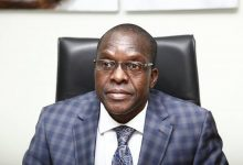 Photo of NDC's Alban Bagbin has been elected Speaker of 8th Parliament
