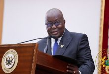 Photo of President Akufo-Addo reduces ministries to 29