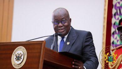 Photo of President Akufo-Addo reduces ministries to 29