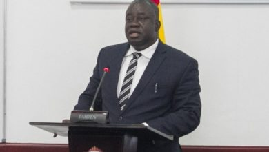 Photo of Akufo-Addo's National Security Coordinator, Joshua Kyeremeh has died