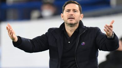 Photo of Frank Lampard set to be sacked by Chelsea today; Thomas Tuchel to take over
