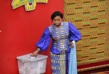 Photo of I had no motivation to vote against Prof Oquaye – MP Adwoa Safo