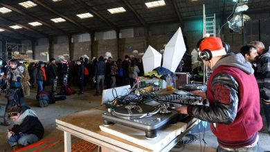 Photo of France: More than 2,500 break virus restrictions at illegal rave