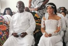 Photo of Photos: Kennedy Agyapong celebrates 25 years of marriage with his wife
