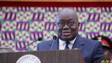 Photo of Live: President Akufo-Addo delivers last State of the Nation Address in his first term