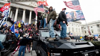 Photo of Live updates: Trump Supporters Storm the Capitol