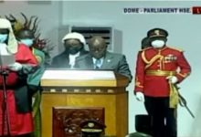 Photo of Akufo-Addo sworn in as President for a second term