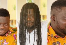Photo of Photos: Obour shows off new look as he cuts dreadlocks