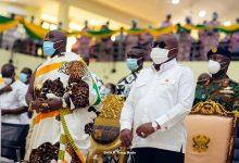 Photo of Photos: Akyem Abuakwa holds thanksgiving for President Akufo-Addo