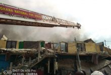 Photo of Kumasi: Two arrested over Aboabo station fire