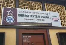 Photo of Man in custody commits suicide at Kumasi Central Prison