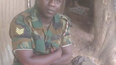 Photo of Accra: Soldier killed in hit and run sparking hunt for driver