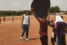Photo of Canadian artist/producer JMG Kofi visits Ghana for the first time