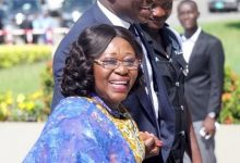 Photo of Akufo-Addo retains Frema Opare, Eugene Arhin, others at Jubilee House for second term