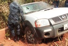 Photo of Police officer shot dead in daylight robbery in the Ashanti Region