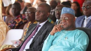 Photo of Speaker declares Osei-Kyei-Mensah as Majority Leader
