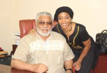 Photo of 'Our family life was quite complicated' – Zanetor on relationship with her father, JJ Rawlings