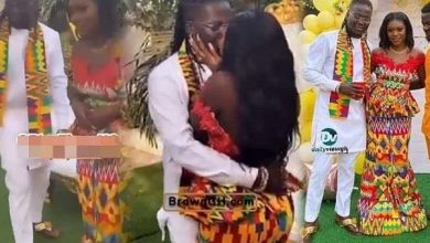 Photo of Videos: Wisa Greid ties the knot with Canadian-based girlfriend