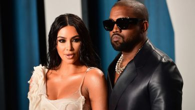 Photo of Kim Kardashian and Kanye West Are Getting Divorced