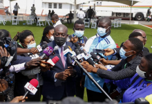 "Photo of Mahama's lawyers creating ""media spectacle"" for Election 2024 – Oppong Nkrumah"