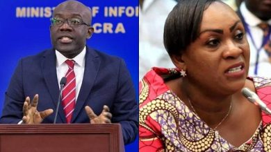Photo of Oppong Nkrumah, Hawa Koomson to be vetted today