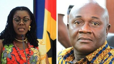 Photo of Ursula Owusu, Dan Botwe face Appointments Committee today