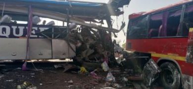Photo of Photos: 17 dead in gory accident on Buipe-Tamale highway