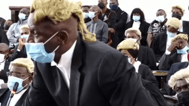 Photo of I'm not one of the lawyers who think they know better than the court – Ampaw