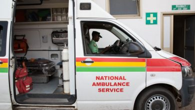 Photo of Robbers attack ambulance with woman in labour; shoot driver