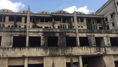 Photo of Contractor justifies why 45-year-old uncompleted maternity ward at KATH should be demolished [Photos]