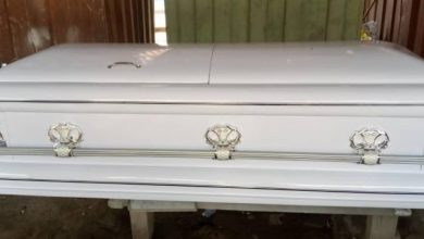 Photo of Police retrieves stolen coffin from burial service