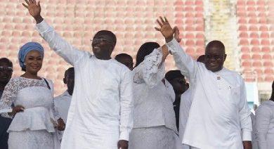 Photo of Coronavirus: Nana Addo, Bawumia and spouses to take vaccine publicly on Monday