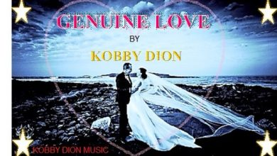 Photo of Kobby Dion drops 'genuine love'