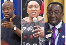 Photo of Parliament: NPP uses its numbers to get Oppong Nkrumah, Hawa Koomson, Afriyie Akoto approved
