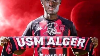 Photo of Kwame Opoku to begin training with USM Alger after Ghana's AFCON qualifiers  this month – Agent