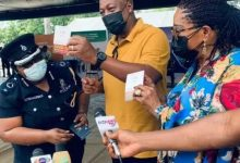Photo of Video: Mahama and wife take COVID-19 vaccine
