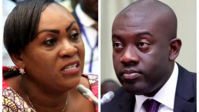 Photo of Appointments C'tte rejects Oppong Nkrumah, Hawa Koomson; 22 others approved