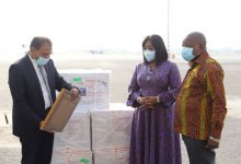 Photo of Ghana receives 50,000 more COVID-19 vaccine doses