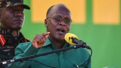 Photo of Tanzania's president, John Magufuli dies aged 61