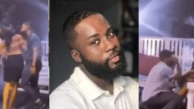 Photo of Video: Raymond of Date Rush fights fan over one of the female contestants