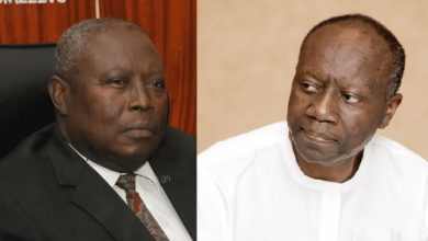 Photo of Agypa Deal: Amidu did not give me a chance to respond to his assessment, that is unacceptable – Ofori-Atta