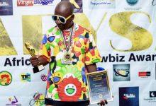 Photo of Don Elijah honoured at Africa Youth Showbiz Awards 2021