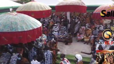 Photo of Live: Agogomanhene Nana Akuoko Sarpong's 45th Anniversary Grand Durbar