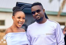 Photo of Sarkodie pleads with court not to sentence Akuapem Poloo to jail term