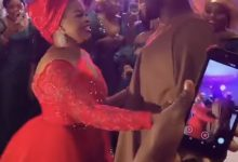 Photo of Unseen photos and Videos from TV3's Ayisha Yakubu's wedding