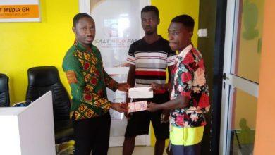 Photo of Agogomanhene's 45th Anniversary: Winners at games receive prizes [Photos]
