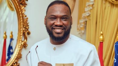 Photo of Ohene Kwame Frimpong bags two nominations at maiden edition of Garden City Awards