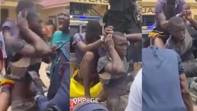 Photo of Video: Two teenagers arrested for killing 10-year-old boy for money rituals