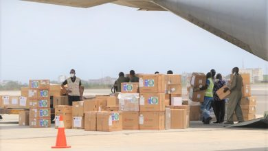 Photo of Ghana receives COVID-19 treatment supplies from WAHO